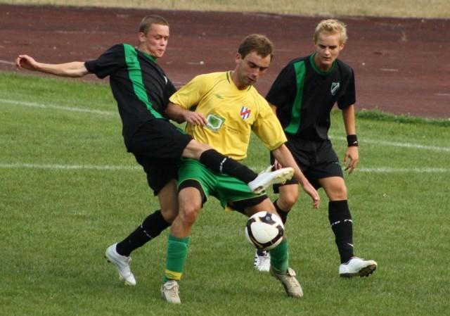 VI liga Kraków: Wawel Kraków - Raba Dobczyce (wrześnień 2009)