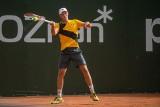 Petros Tsitsipas lepszy od Leo Borga w starciu tenisistów ze znanymi nazwiskami. Finał Poznań Open już w niedzielę o godz. 12