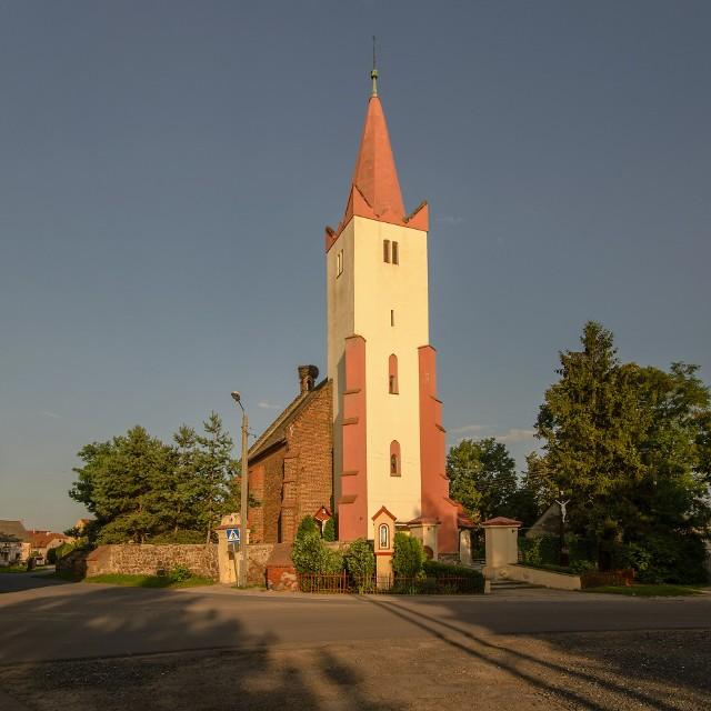 Kościół w Lipowej.