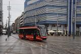 Nowe tramwaje w Katowicach już na torach. Obsługują linię 0 z centrum Katowic do Stadionu Śląskiego