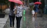Załamanie pogody na Śląsku. Koniec ze słońcem, szykują się opady deszczu. Będzie zimniej