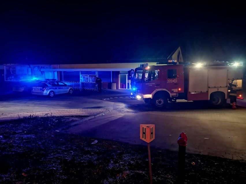 W piątek w nocy, 5 lutego, w ogniu stanął bankomat przy ul....