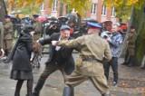 Atak na siedzibę NKWD w Świebodzinie. Inscenizacja batalistyczno-historyczna w ramach Tygodnia Patriotycznego 2019