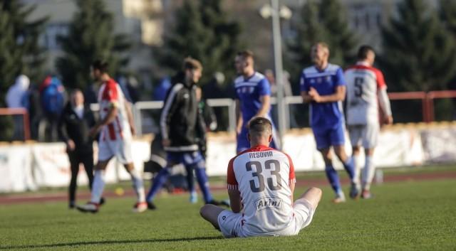 W listopadzie Resovia uległa na swoim stadionie Pogoni Siedlce 0:1, ale prawdopodobnie odzyska te punkty. Podobnie jak Stal Rzeszów i Skra Częstochowa.