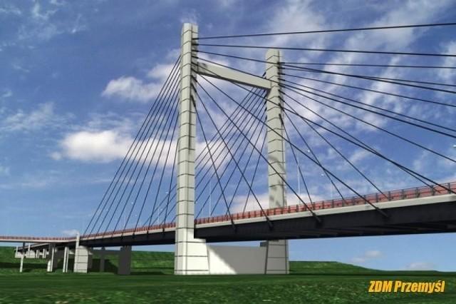 Najdroższym elementem przemyskiej obwodnicy będzie most nad Sanem.