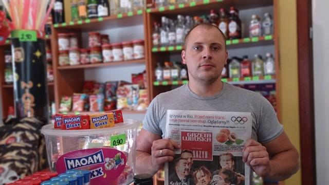 Sławomir Marcinek, Wolimirzyce Aby zagłosować, wyślij SMS o treści: ASKLEP.25 na numer 72355 (koszt 2,46 zł z VAT)