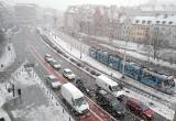 Śnieg we Wrocławiu. Jednak tylko na chwilę... (PROGNOZA)