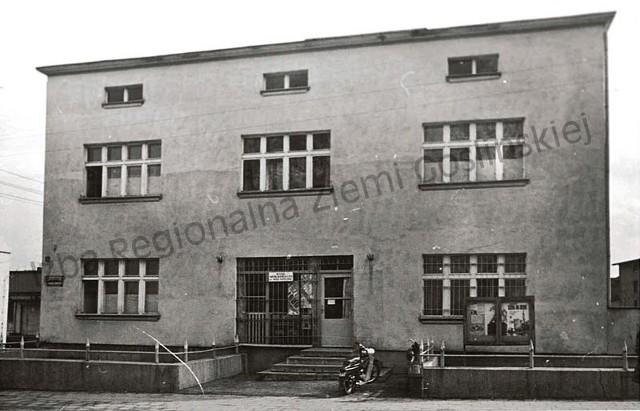 Bank Ludowy przy ul. Poznańskiej