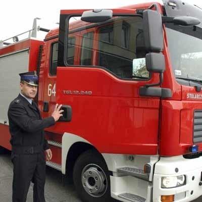 Auto jest już zarejestrowane. Zostały nam ostatnie prace przy montażu jego wyposażenia i jeszcze w tym miesiącu nowy samochód wejdzie do służby - mówi kpt. Rafał Kociemba zadowolony z ostatniego nabytku komendy.