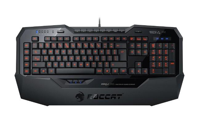 Roccat Isku FXRoccat Isku FX: klawiatura już trafiła do sklepów. Cena: 99 euro.