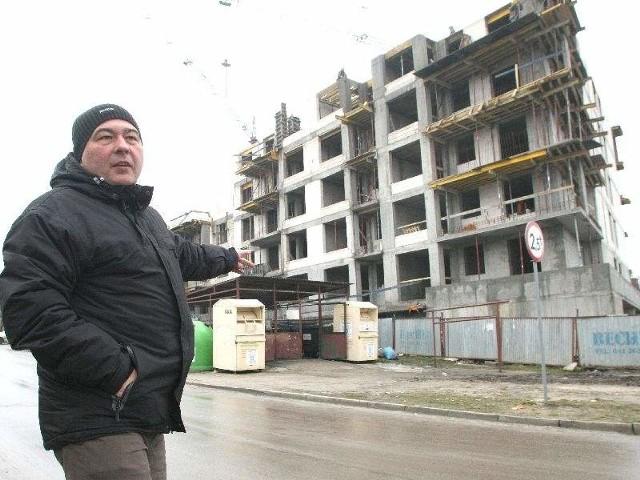 Kielecka spółdzielnia mieszkaniowa zlekceważyła pieniądze od deweloperaKielecka spółdzielnia mieszkaniowa zlekceważyła pieniądze od dewelopera