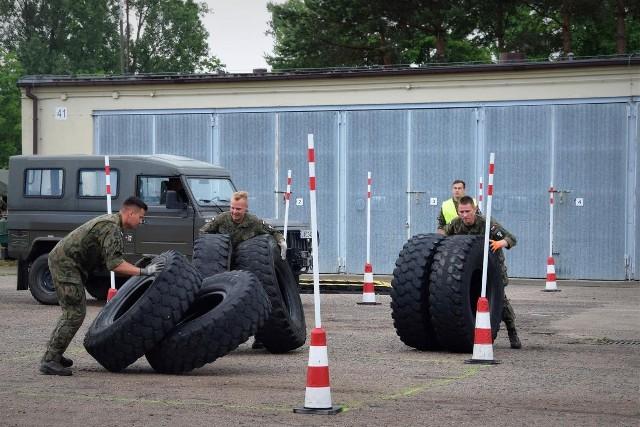 Sieradzka brygada mistrzem Dowództwa Garnizonu Warszawa