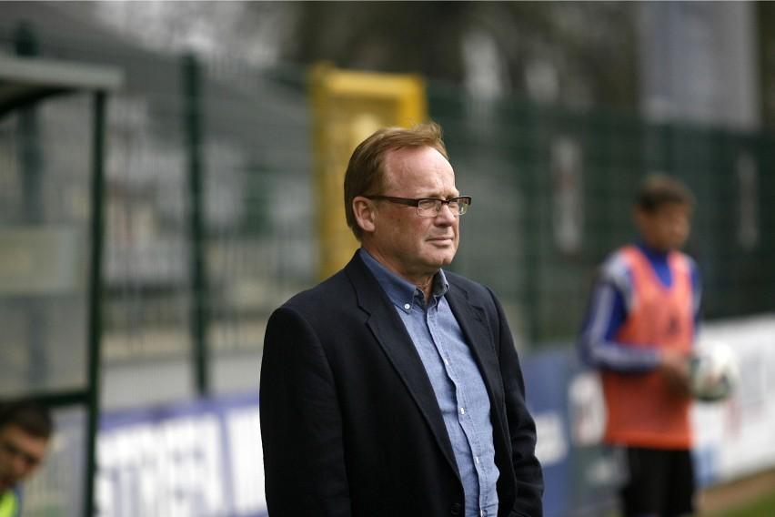 Mirosław Jabłoński został odsunięty od prowadzenia Stomilu Olsztyn