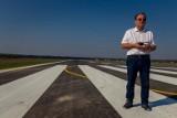 Lotnisko Krywlany Białystok: Od 23 maja będą mogły lądować samoloty pasażerskie. Ale tylko niektóre, bo trzeba wyciąć las