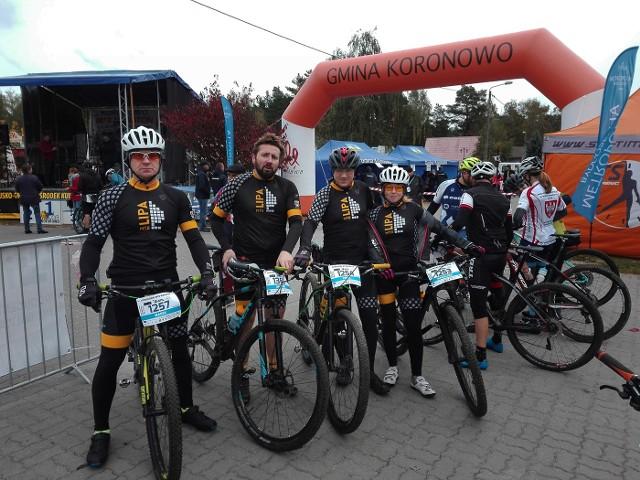 Zawodnicy Lipa MTB w Koronowie drużynowo wywalczyli trzecie miejsce. Natomiast Magda Wenderlich zdobyła złoto