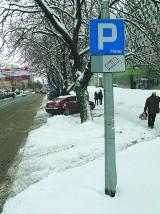 Magistrat chce, żeby płacić za parkowanie przy Waszyngtona obok szpitali. Zdecydują radni.