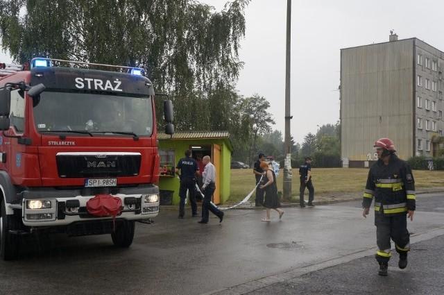 Alarm bombowy w Piekarach Śląskich