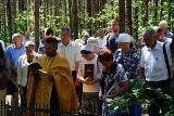 """Brańsk. Pielgrzymka ku czci Świętych Męczenników Podlaskich, ofiar Romualda Rajsa """"Burego"""" [ZDJĘCIA]"""