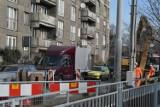 Wrocław: Awaria wodociągowa w samym centrum. Uwaga na utrudnienia (ZDJĘCIA)