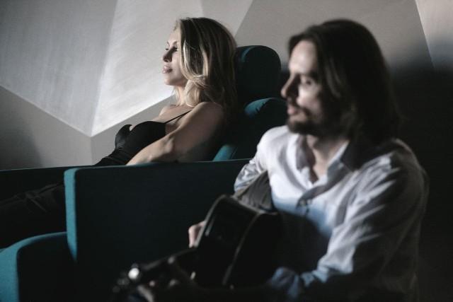Natalia Safran i Mikołaj Jaroszyk
