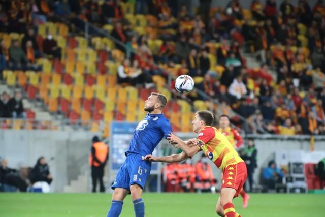 Jagiellonia wygrała z Lechem Poznań 1:0