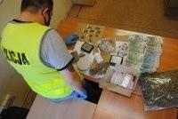 Mieszkańcy Pabianic i Ksawerowa wpadli z narkotykami