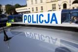 Policja. Wakacje 2020 - mapa wypadków drogowych