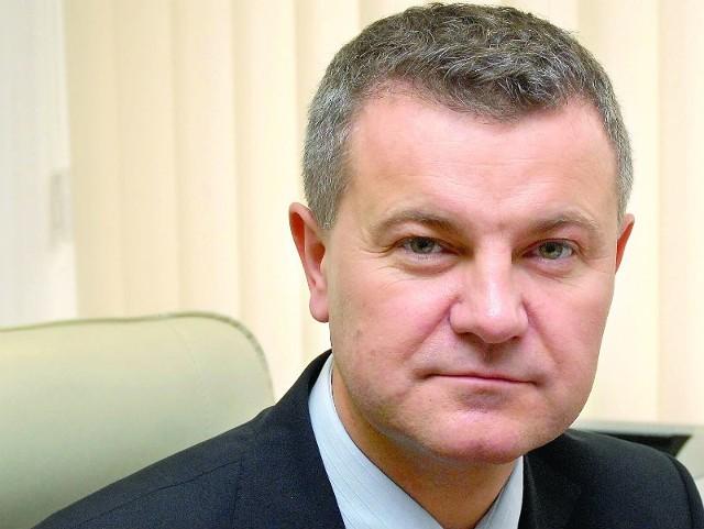 - Zapraszamy na DNi Otwarte nie tylko przedsiębiorców, ale wszystkich zainteresowanych rozwojem województwa podkarpackiego - mówi Krzysztof Kłak, prezes RARR. Fot. Krystyna Baranowska