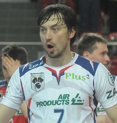 Jakub Novotny został MVP spotkania w Radomiu.
