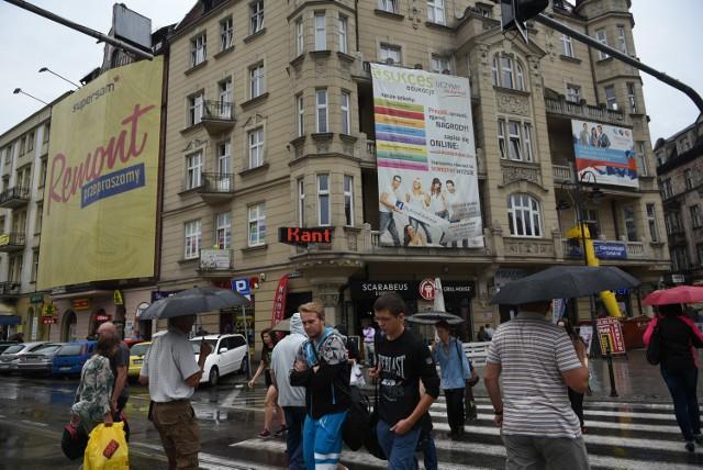 Reklamy w Katowicach