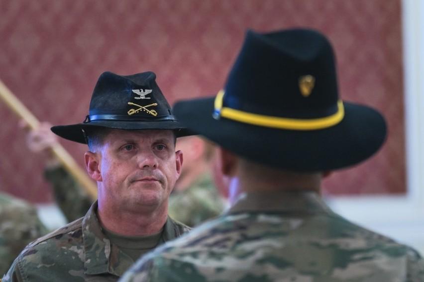 """W poniedziałek, 28 października, uroczyście przywitano żołnierzy z brygady """"BlackJack"""""""