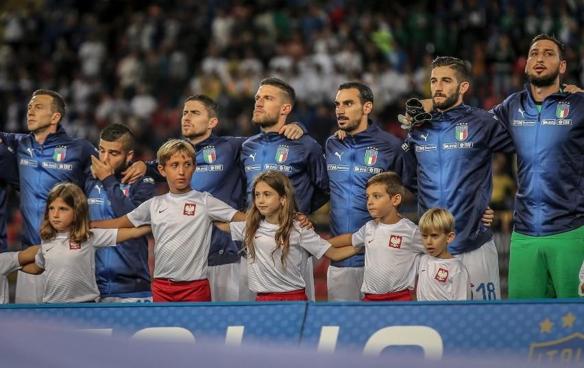 W niedzielę reprezentacja Polski zagra z Włochami na...