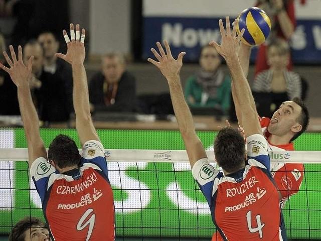 nie zawiódł i wraz z Delectą Bydgoszcz awansował do ćwierćfinału Pucharu Polski.