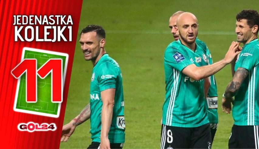 PKO Ekstraklasa. W 29. kolejce przełamała się Cracovia,...