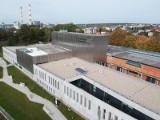 Muzeum Pamięci Sybiru w Białymstoku z lotu ptaka. Polecieliśmy, sfilmowaliśmy, można oglądać (wideo, zdjęcia)