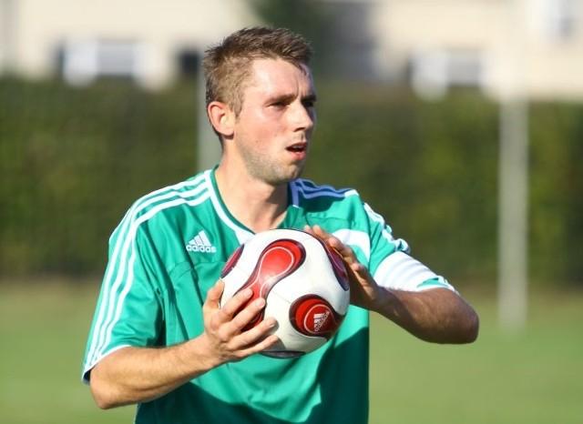 Dawid Langosz zaliczył udany powrót do ekipy z Łubnian.