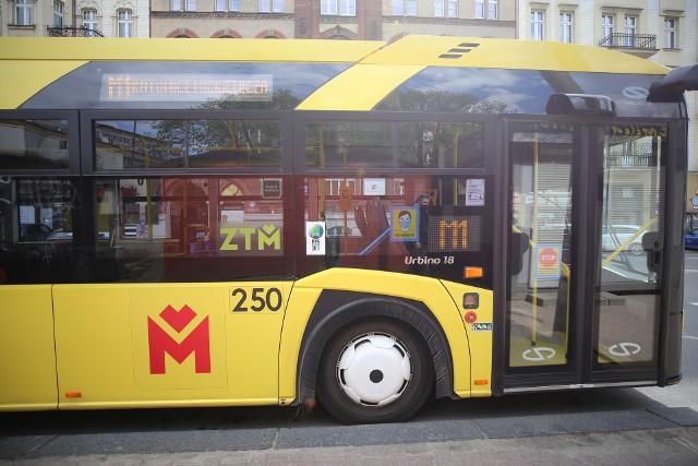 Od 8 maja działają metrolinie ZTM. Sprawdź nowe trasyZobaczkolejnezdjęcia. Przesuwajzdjęcia w prawo - naciśnij strzałkę lub przycisk NASTĘPNE