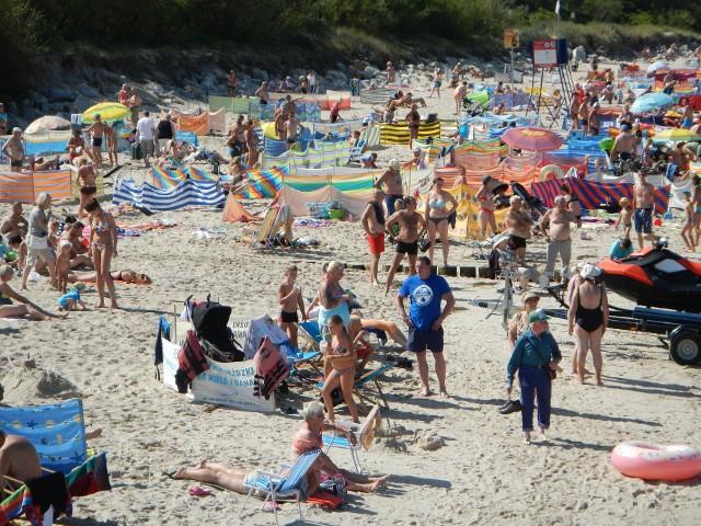To oczywiste, że na plażach można rozstawiać parawany, ale czy namioty plażowe również? Okazuje się, że tak