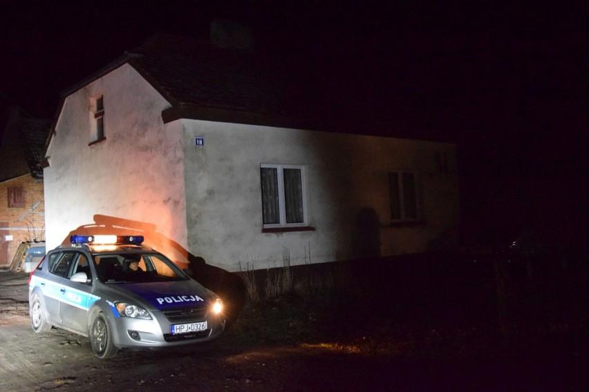 Dzieciobójstwo w Ciecierzynie. W tym domu doszło do zbrodni.