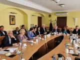 Nadzwyczajne posiedzenie Komisji Rolnictwa w Urzędzie Marszałkowskim w Gdańsku w sprawie ASF na Pomorzu