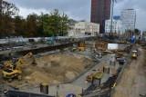 Ożył plac budowy kompleksu Hi Piotrkowska z hotelem Hampton by Hilton