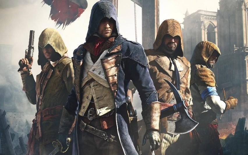 Assassin's Creed: Unity ZA DARMO