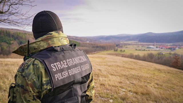 Od połowy marca, czyli okresu wprowadzenia ograniczeń na granicy w związku z pandemią koronawirusa, na terenie chronionym przez BiOSG zanotowano pierwszy przypadek nielegalnego przekroczenia zielonej granicy.