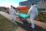 Epidemia: Raport minuta po minucie. Nie żyje 71 osób
