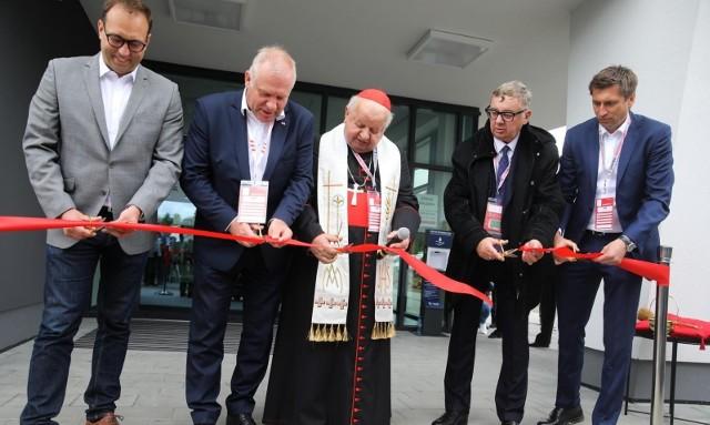 W Rącznej oficjalnie otwarto Cracovia Training Center