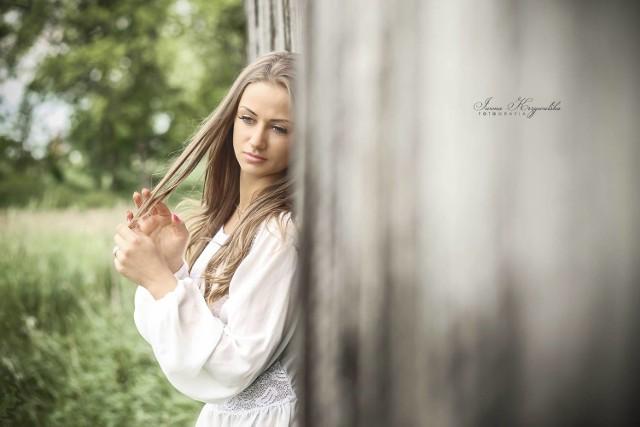 Kobiece piękno w obiektywie Iwony Krzywulskiej.