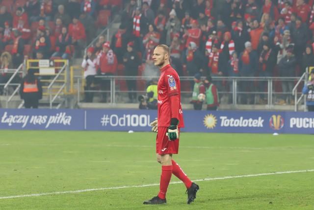 Wojciech Pawłowski to podpora Widzewa