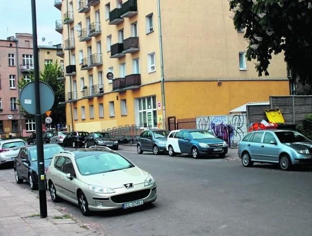 W ulicę - ogród zmieniony zostanie m.in.odcinek ul. Strzelców Kaniowskich od Więckowskiego do 1 Maja.
