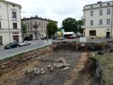 Inowrocław. Odkryto ślady średniowiecznych umocnień obronnych