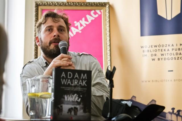 Adam Wajrak to ulubiony dziennikarz-przyrodnik Polaków
